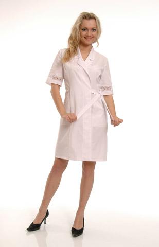 Продам медицинские халаты и фартуки для сферы услуг!!!