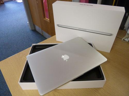 "Apple 2015 MacBook Pro 15"" Retina Display"