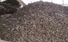Жмых технический биотопливо