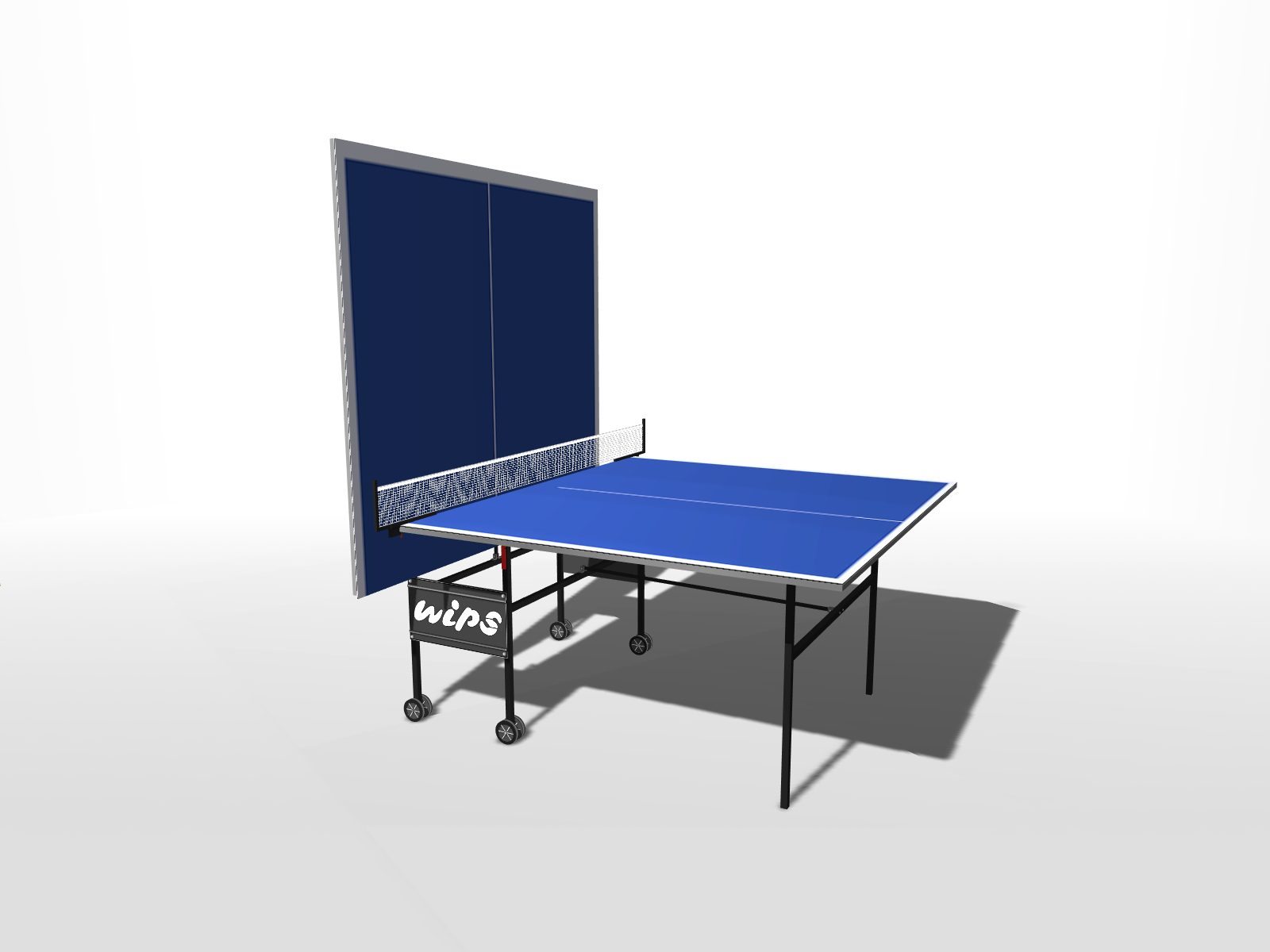 Настольный теннис WIPS - настольная игра для офиса дома и дачи, от импортера. Розница, опт.