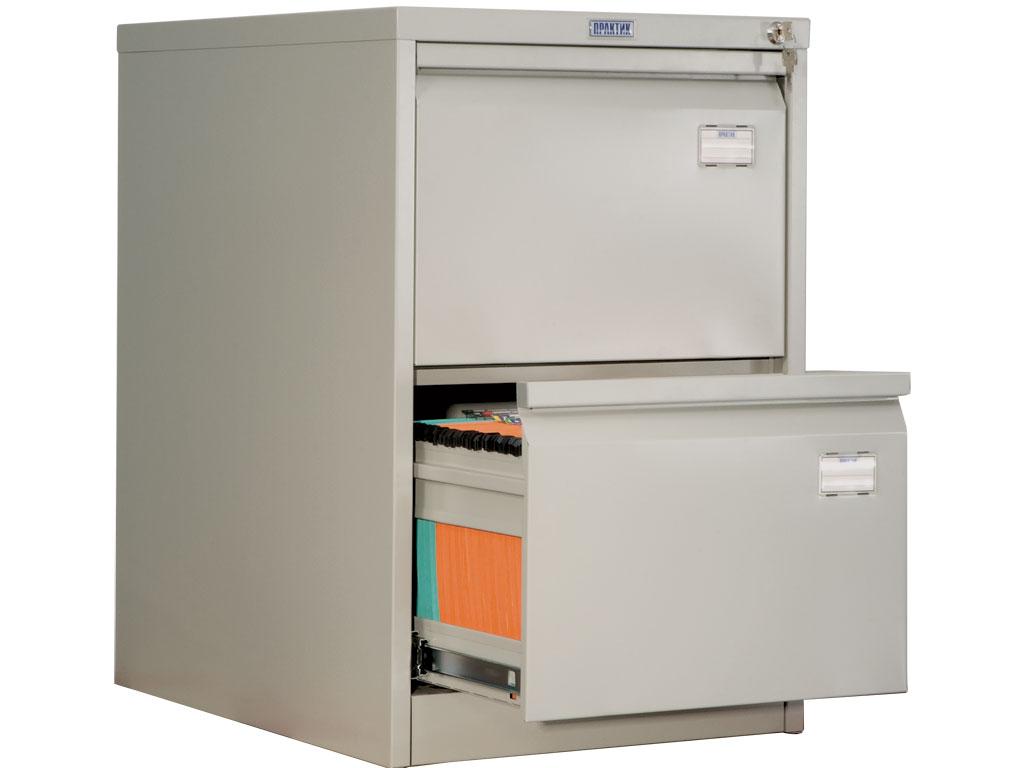 Шкаф картотечный металлический AFC Практик