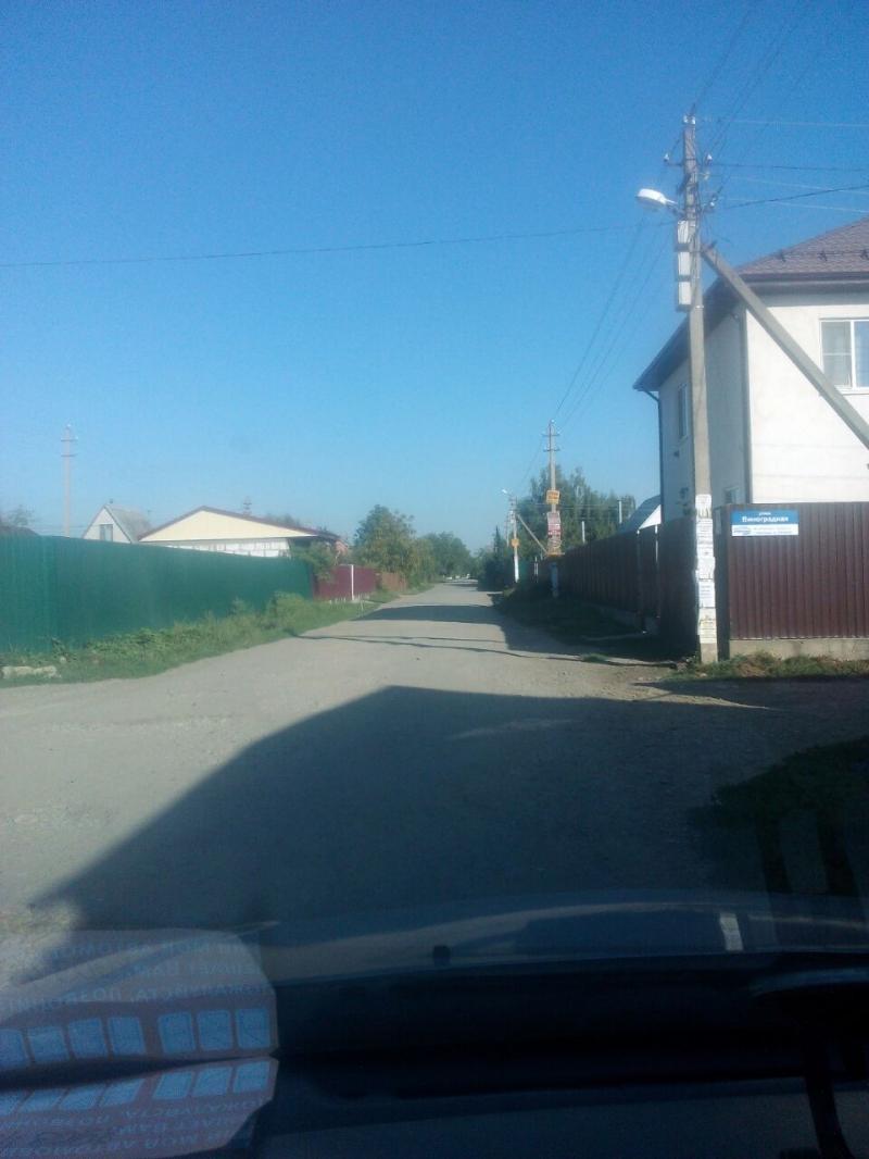 Продам земельный участок 4 сот. в ст. Елизветинской