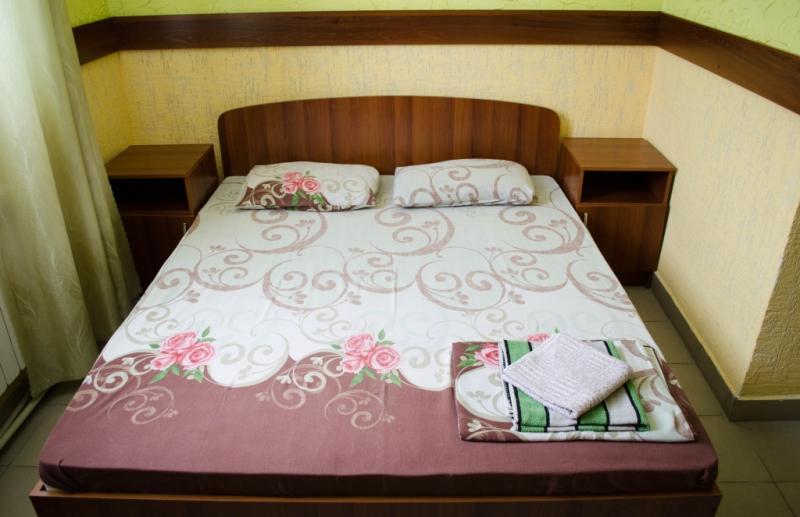 Гостиница в Барнауле для рабочей поездки