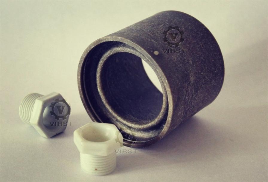Серийное литье пластмасс