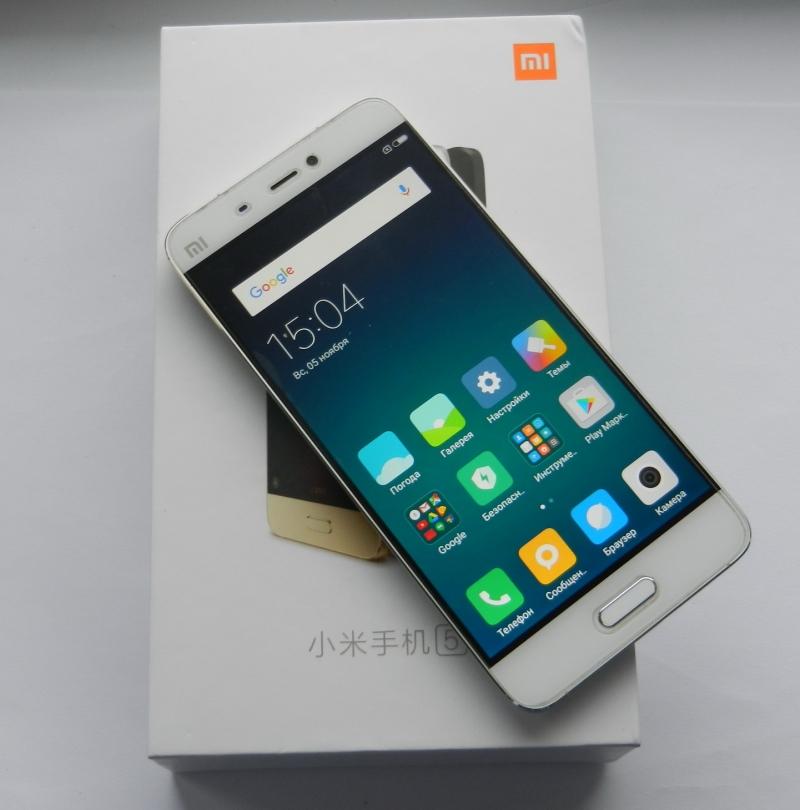 Xiaomi Mi5 332GB White Оригинал