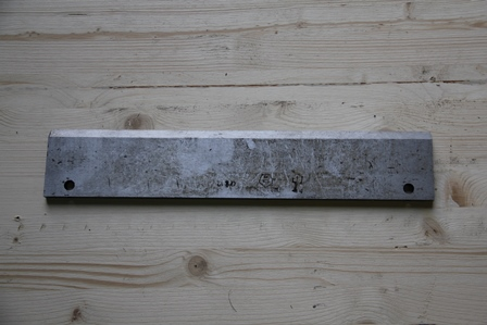 Производим ножи для фрезерования древесины длиной до 1 800 мм