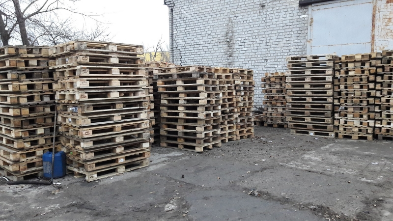Продам поддоны нестандартные. Европоддоны деревянные, пластиковые.