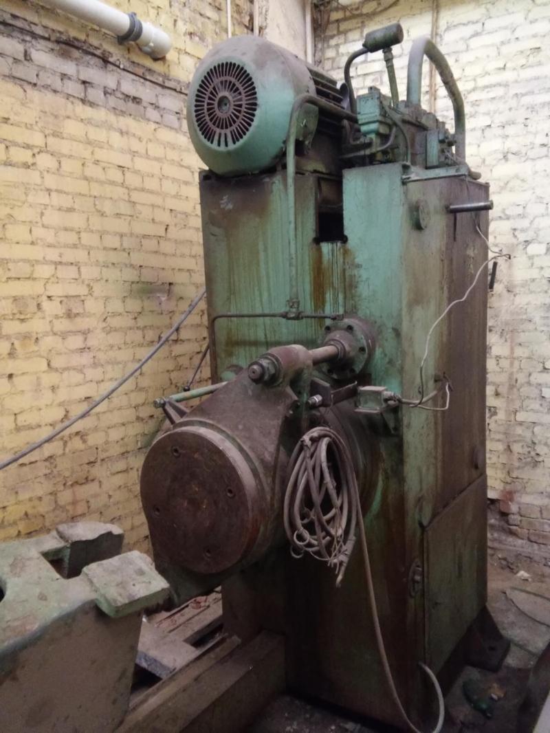 Пресс-экструдинг гидравлический ПА8745 ус.3150тс. PHM160 с нагревательными пли