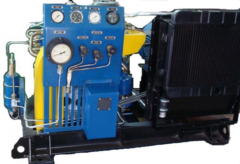 Блок осушки воздуха для в КР 2