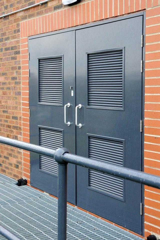 Противопожарные металлические двери Эталон-Мос