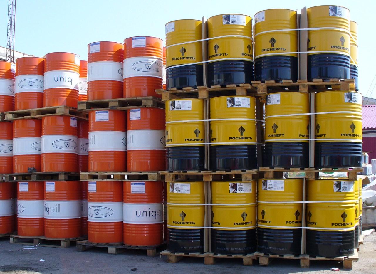 Реализуем масла Роснефть на экспорт в Монголию и Казахстан