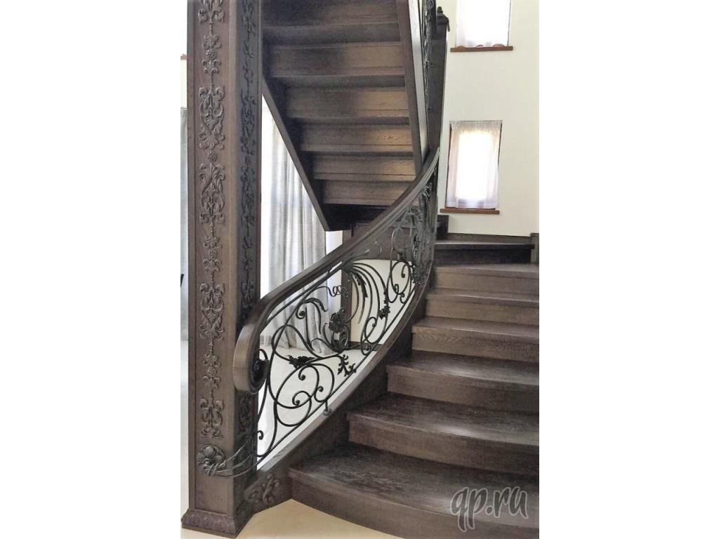 Изготовление лестниц в Санкт-Петербурге