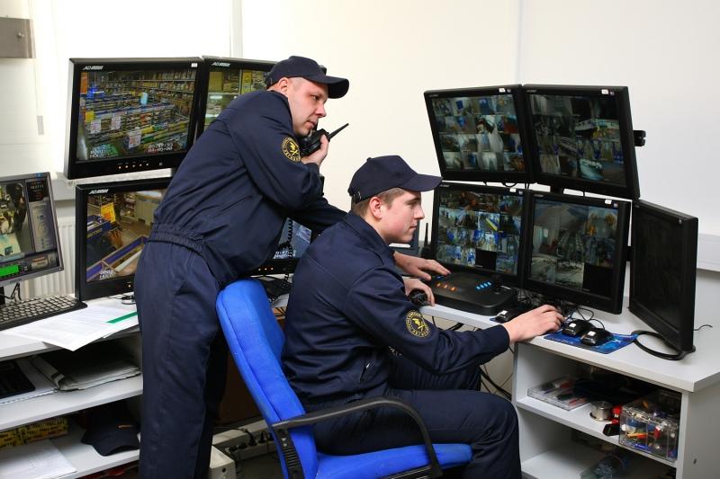 Охранные услуги чоп