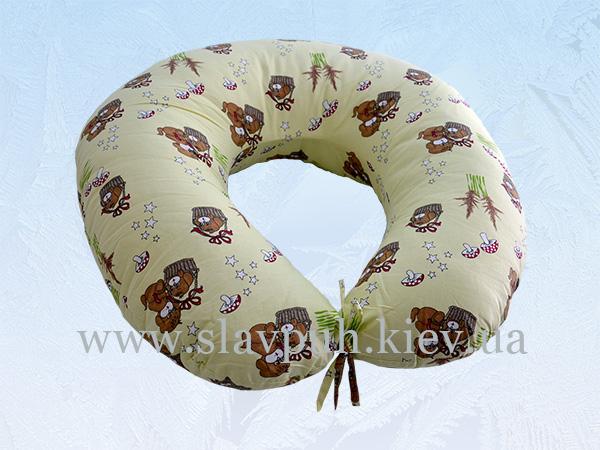 Подушка для кормления младенца.