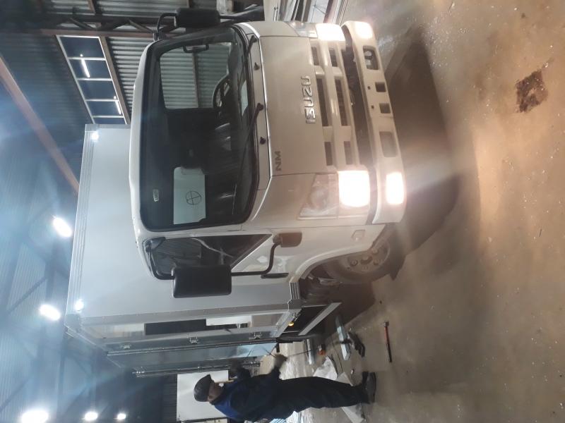 Производство фургонов любой сложности
