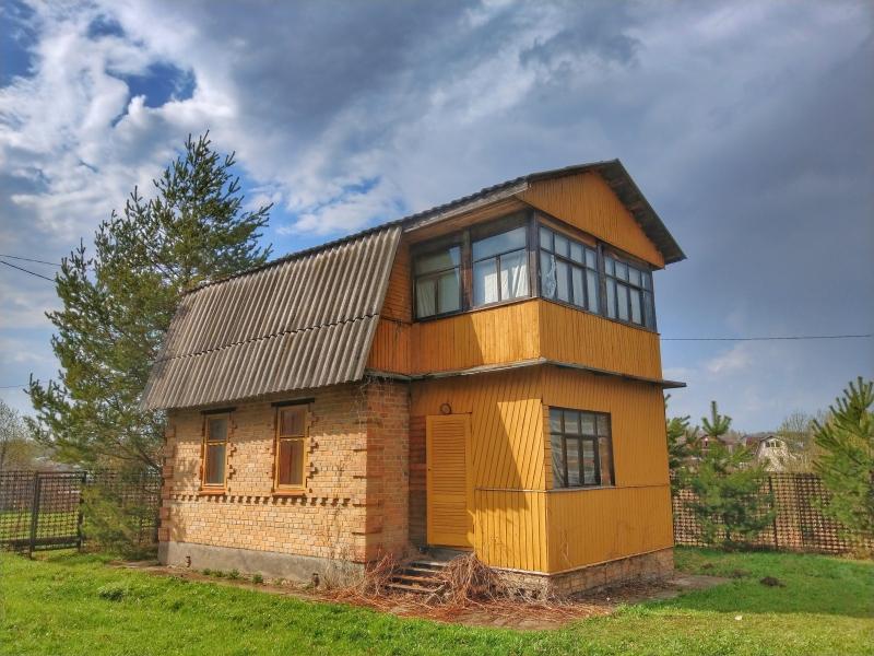 Продается дача 92 кв.м. в Ясногорском районе Тульской области