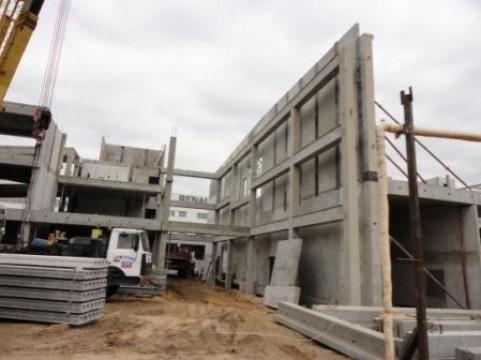Бетон, бетонные изделия, Строительные конструкции, ЖБИ