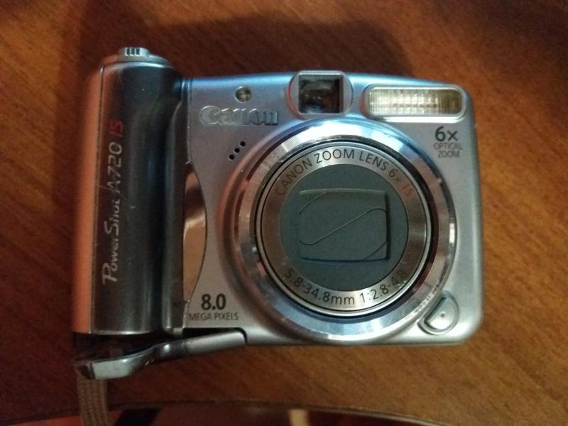 Куплю фотоаппарат Canon PC1251