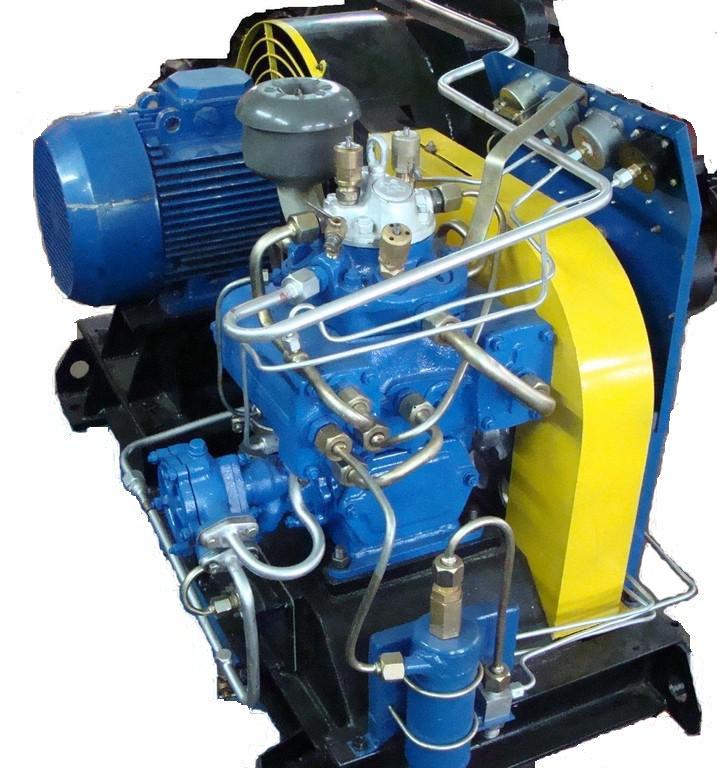 Запасные части к компрессорам в ВТ1.5-0.3150А2