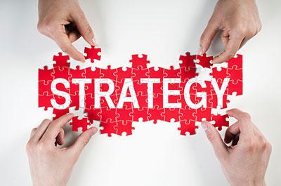 Разработка стратегии развития бизнеса