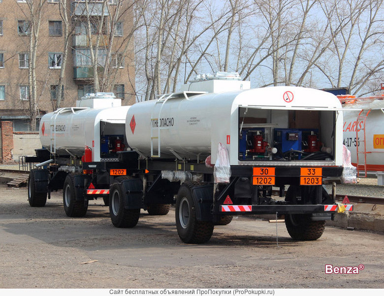 Прицеп-топливозаправщик от производителя