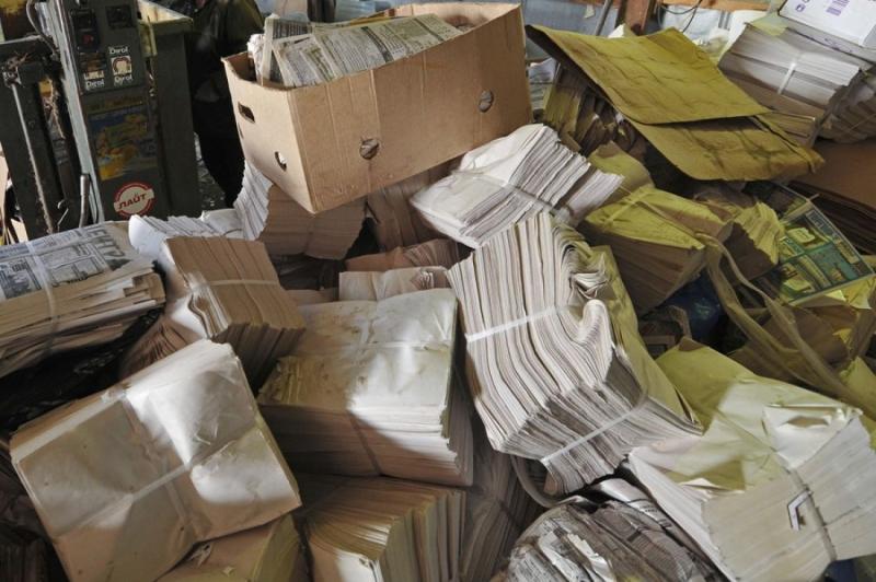 Все пункты приема макулатуры в Ульяновске