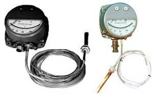 Термосигнализаторы типТКП-160