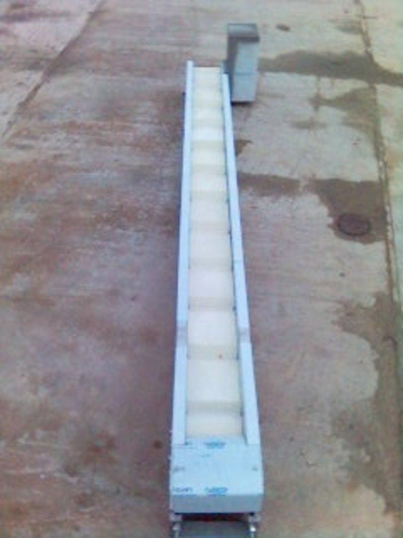 Легкий ленточный конвейер типа PT