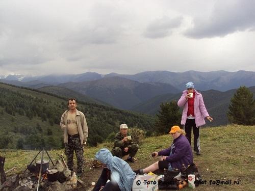 Ретрит в горах Алтая с 27 июля по 8 августа