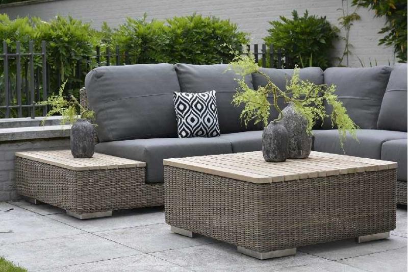 Непромокаемая мебель из атмосферного текстиля