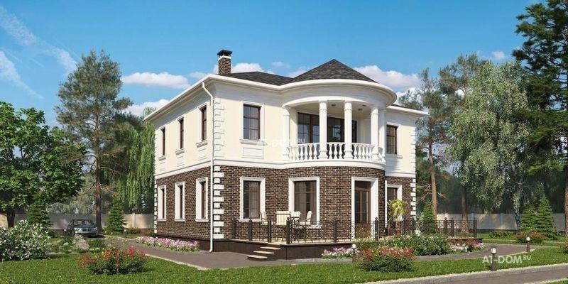 Продается новый дом 230 м2 в коттеджном поселке Павловский парк, на 1 линии, уча