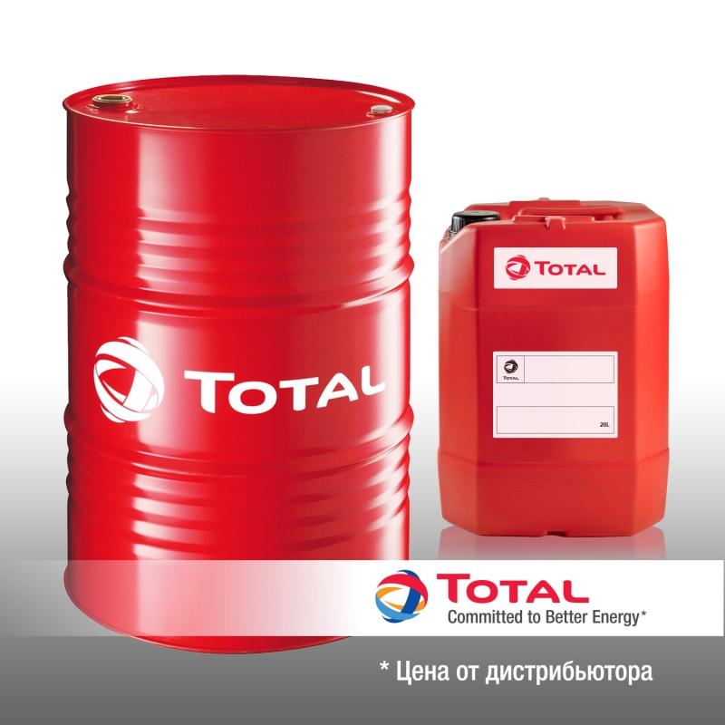 Трансмиссионое масло TOTAL TRANSMISSION AXLE 7 80W90