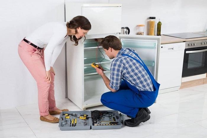 Ремонт холодильников на дому в Москве